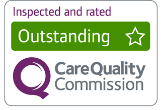 CQC Outstanding – Inspected and Rated